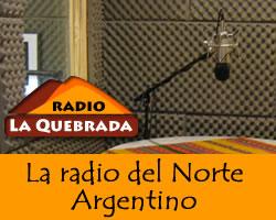 Entrá a Radio La Quebrada